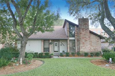 Pasadena Single Family Home For Sale: 4926 Colombia Drive