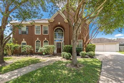 Sugar Land Single Family Home For Sale: 5006 Brannon Hill Court