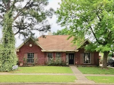 Katy Single Family Home For Sale: 23107 Glenover Drive