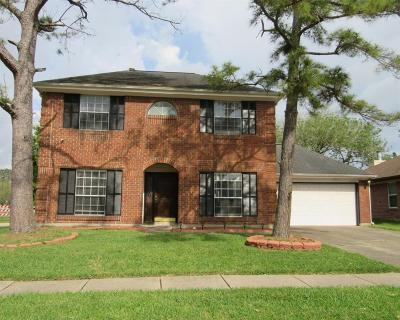 Friendswood Single Family Home For Sale: 4754 Backenberry Drive