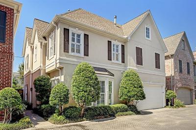 West University Place Single Family Home For Sale: 8 Annapolis Court