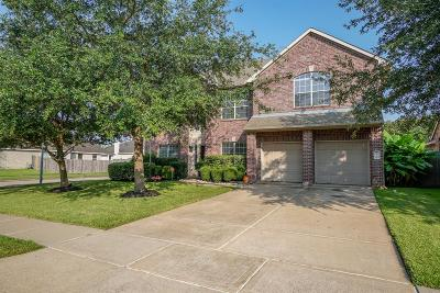 Katy Single Family Home For Sale: 2646 Marquette Trail