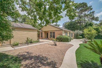 The Woodlands Single Family Home For Sale: 47 N High Oaks Circle