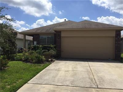Tomball Single Family Home For Sale: 8727 Auburn Mane Drive