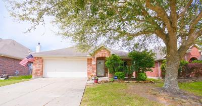 Atascocita Single Family Home Pending Continue to Show: 6703 Atasca Creek Drive