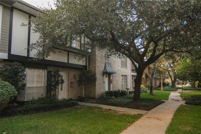 Houston Condo/Townhouse For Sale: 14146 Misty Meadow Lane