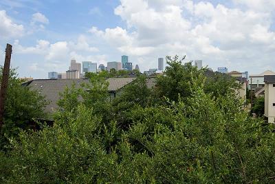 Houston Condo/Townhouse For Sale: 1806 Rosalie Street