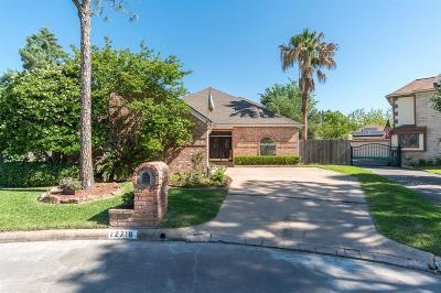 Houston Single Family Home For Sale: 12710 Emsworth Circle