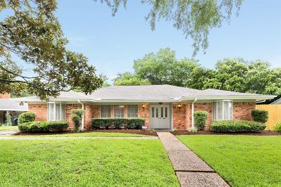Alvin Single Family Home For Sale: 1729 Glenview Drive