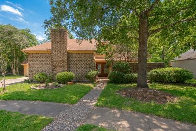 Single Family Home For Sale: 16211 Larkfield Drive