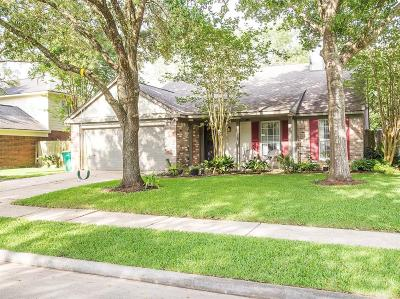 Pearland Single Family Home For Sale: 3903 Spring Meadow Drive