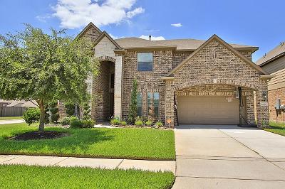 Single Family Home For Sale: 21703 Tatton Crest Court