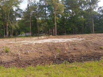 Conroe Residential Lots & Land For Sale: Tr8 Tower Glen Lane