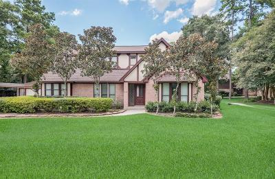 The Woodlands Single Family Home For Sale: 56 S Havenridge Drive