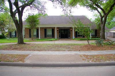 Houston Single Family Home For Sale: 5223 S Braeswood Boulevard