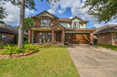 Katy Single Family Home For Sale: 22814 Willhanna Drive
