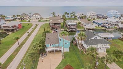 Galveston TX Single Family Home For Sale: $529,900