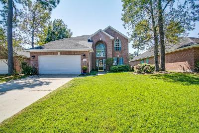 Humble Single Family Home For Sale: 12726 Crater Lake Court