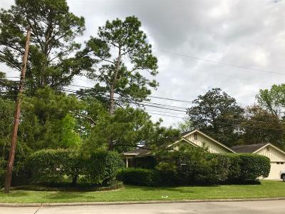 Houston Residential Lots & Land For Sale: 902 Hickorywood Lane