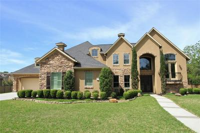 Kingwood Single Family Home For Sale: 6102 Majestic Hill Drive
