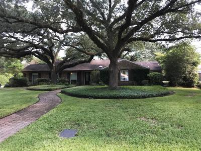 Houston Single Family Home For Sale: 5627 Pine Forest Road