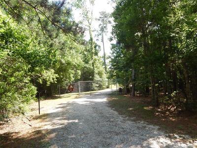Magnolia Single Family Home For Sale: 6602 Evergreen Street