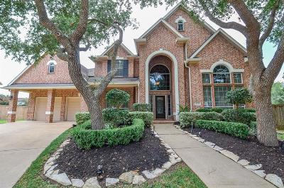 Sugar Land Single Family Home For Sale: 5303 Deerbourne Chase Drive E