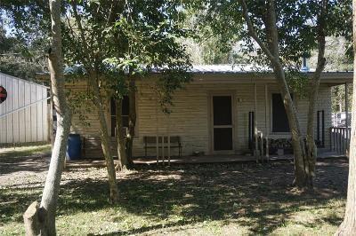 Alvin Single Family Home For Sale: 18010 Magnolia Drive
