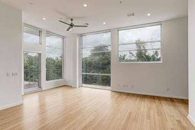 Houston Condo/Townhouse For Sale: 102 Quitman Street #207