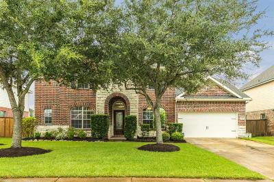 League City Single Family Home For Sale: 2105 Noblewood Court