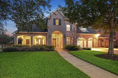 Spring Single Family Home For Sale: 10214 Kielder Pointe Drive