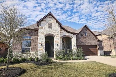 Katy TX Single Family Home For Sale: $449,000