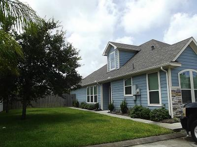 Seabrook Rental For Rent: 2801 Sand Dune Drive