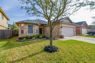 Cypress Single Family Home For Sale: 16806 Tranquility Park Drive