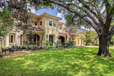 Houston Single Family Home For Sale: 6624 Vanderbilt Street
