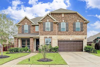 Pearland Single Family Home For Sale: 2020 Snow Pine Lane