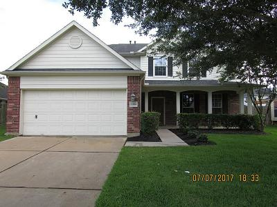 Pearland Rental For Rent: 12806 Brook Arbor Court