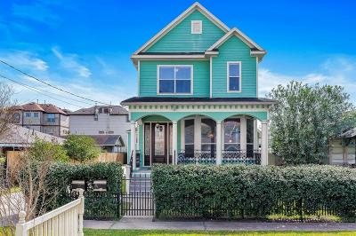 Houston Single Family Home For Sale: 1048 W 22nd Street