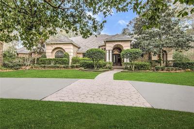 Conroe Single Family Home For Sale: 7398 Teaswood Drive