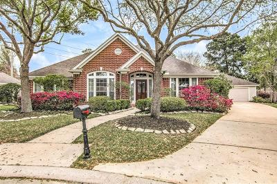 Humble Single Family Home For Sale: 18118 Castle Rain Drive