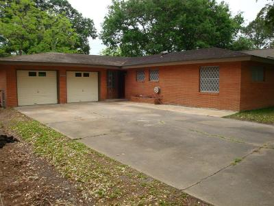 Bay City Single Family Home For Sale: 1613 Highland Drive