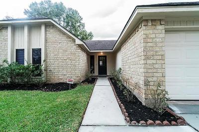 Sugar Land Single Family Home For Sale: 3015 Shawnee Drive
