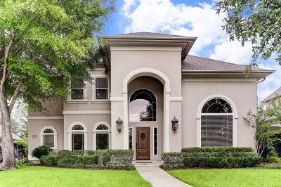 Houston Single Family Home For Sale: 3115 Bonnebridge Way