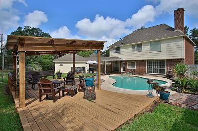 Katy Single Family Home For Sale: 23215 Lodgepoint Drive