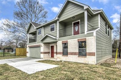Houston Single Family Home For Sale: 1202 S Victory Drive