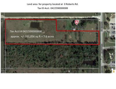 Hockley Farm & Ranch For Sale: Roberts Road