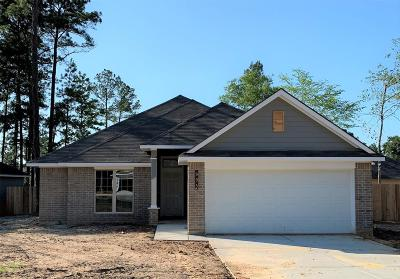 Conroe Single Family Home For Sale: 995 Arbor Crossing
