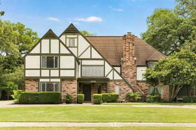 Lake Jackson Single Family Home For Sale: 302 Live Oak Lane