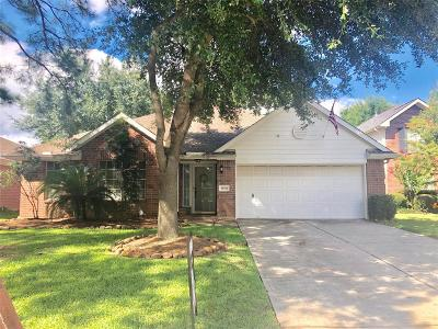 Tomball Single Family Home For Sale: 19314 Halston Ridge Court