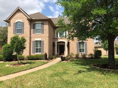 Spring Single Family Home For Sale: 8402 Glenn Haven Estates Circle